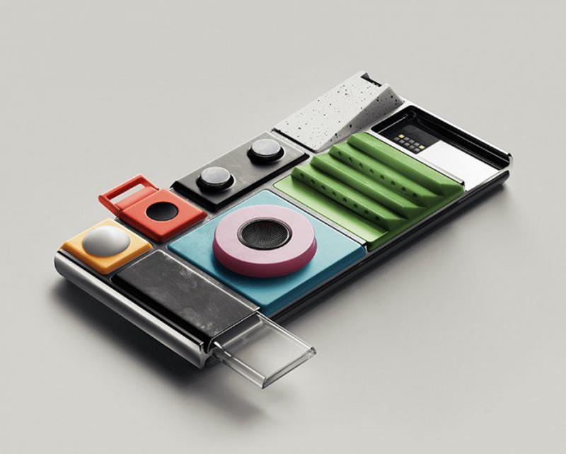 是偵察人體和環境變化的 Project Ara 手機這篇文章的首圖