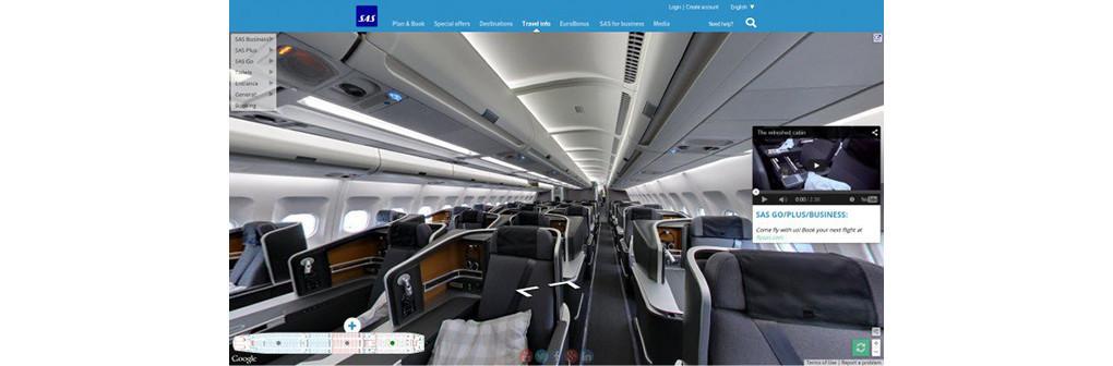 是瑞典航空推機艙「街景圖」 劃位前可以先看看這篇文章的首圖
