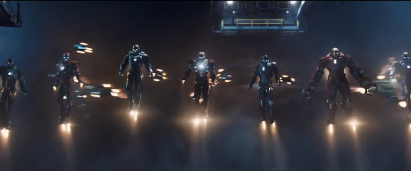 是鋼鐵人3觀影前(或是還想要再看第二遍電影)導讀:全面解構多款裝甲、你不知道的五件事以及觀影評論這篇文章的首圖