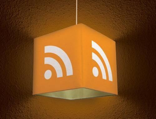 是[好物] 用這盞RSS燈Feed進你男人的家吧這篇文章的首圖
