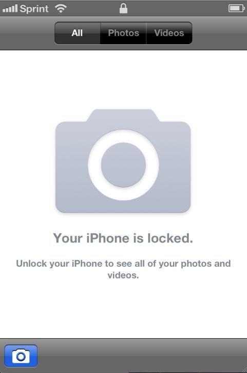 是iOS 5 新 Bug:鎖上螢幕也看得到相片這篇文章的首圖