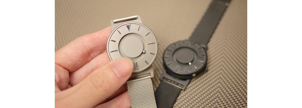 是SEE & TOUCH-用手觸摸時間,也用心感受時間「BRADLEY 手錶」這篇文章的首圖