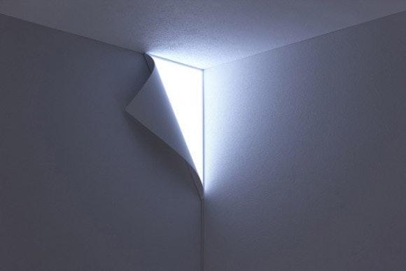 是帶你進入奇幻世界的「Peel」壁燈這篇文章的首圖