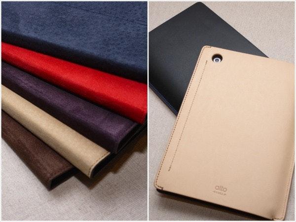 是讓3C配件也能像精品一樣超有質感-alto手工皮革iPad mini保護套這篇文章的首圖
