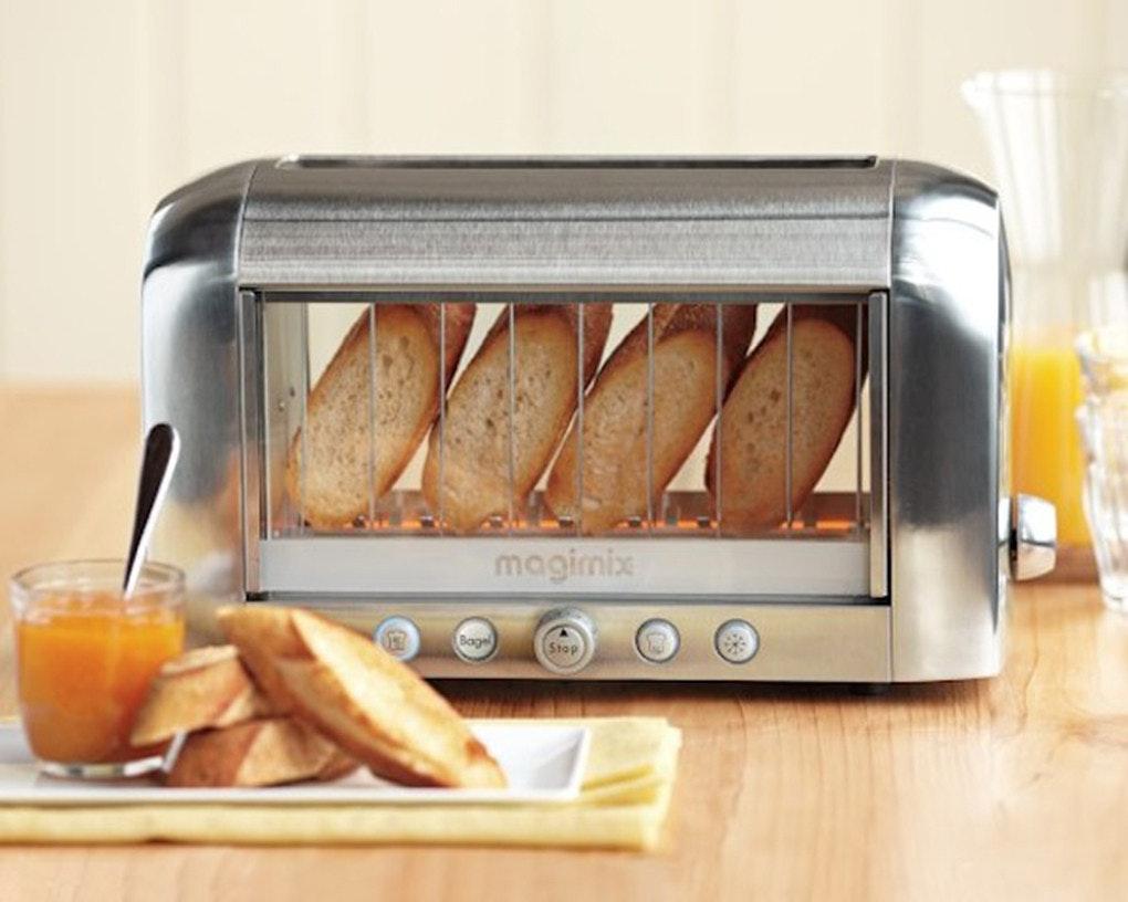 是吐司從此不再烤焦!兼具美觀與實用的透明烤吐司機「Vision Toaster」這篇文章的首圖