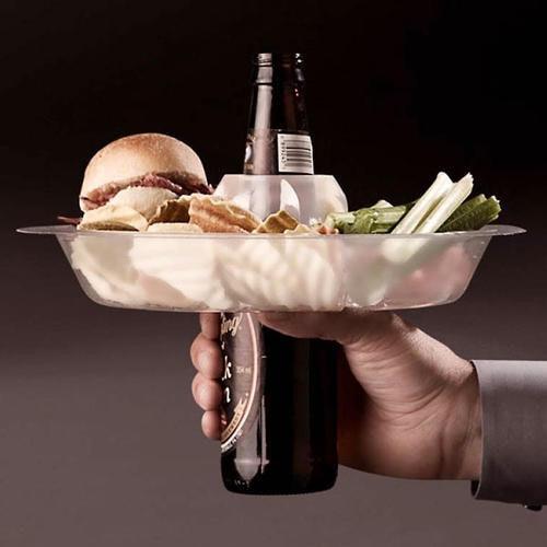 是[好物] 吃的喝的一手抓~一個讓妳超有效率的盤子這篇文章的首圖