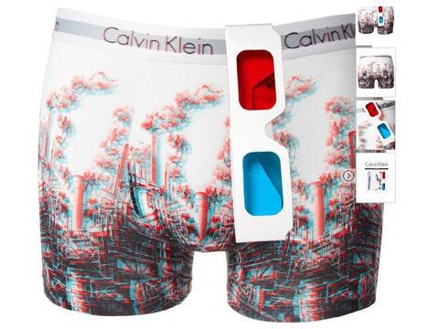 是雄糾糾氣昂昂!Calvin Klein「3D內褲」好立體!(羞)這篇文章的首圖