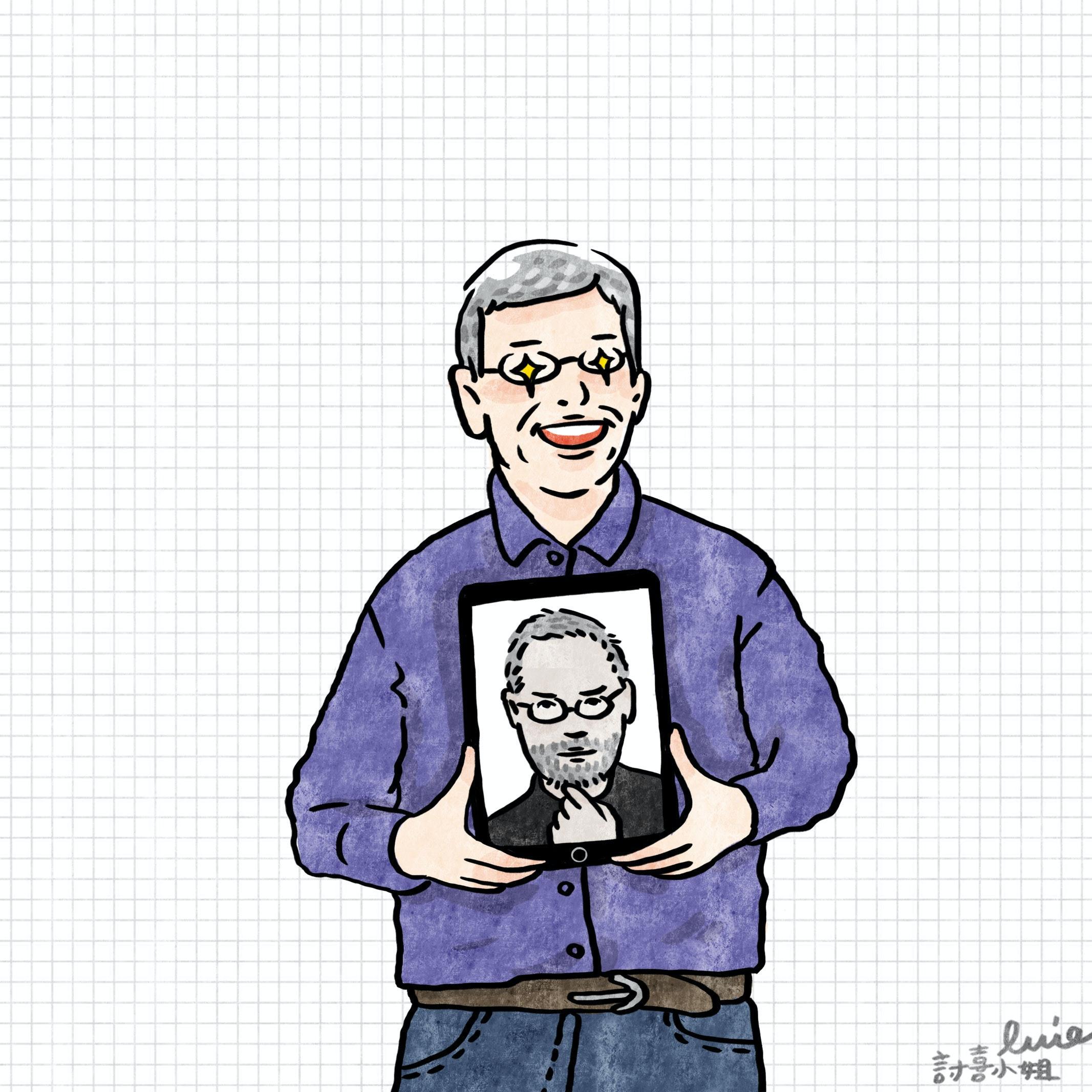 是今日新聞淺談:當年賈伯斯不允許的事,Tim Cook 通通做了!這篇文章的首圖