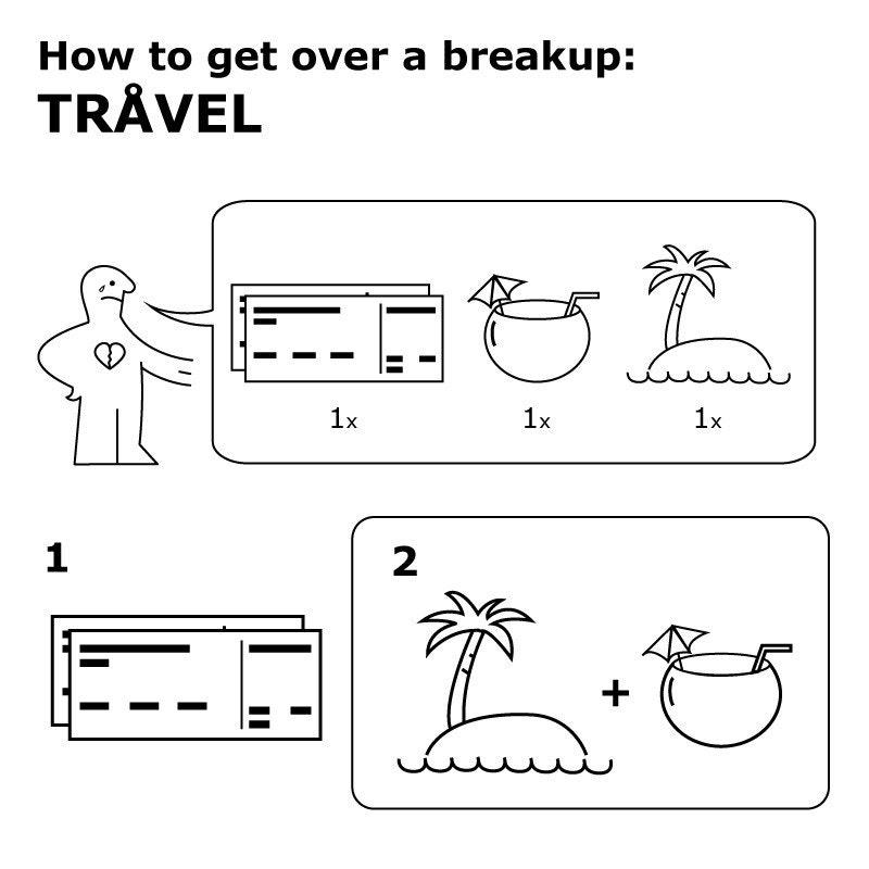 是IKEA 教你如何克服分手這篇文章的首圖