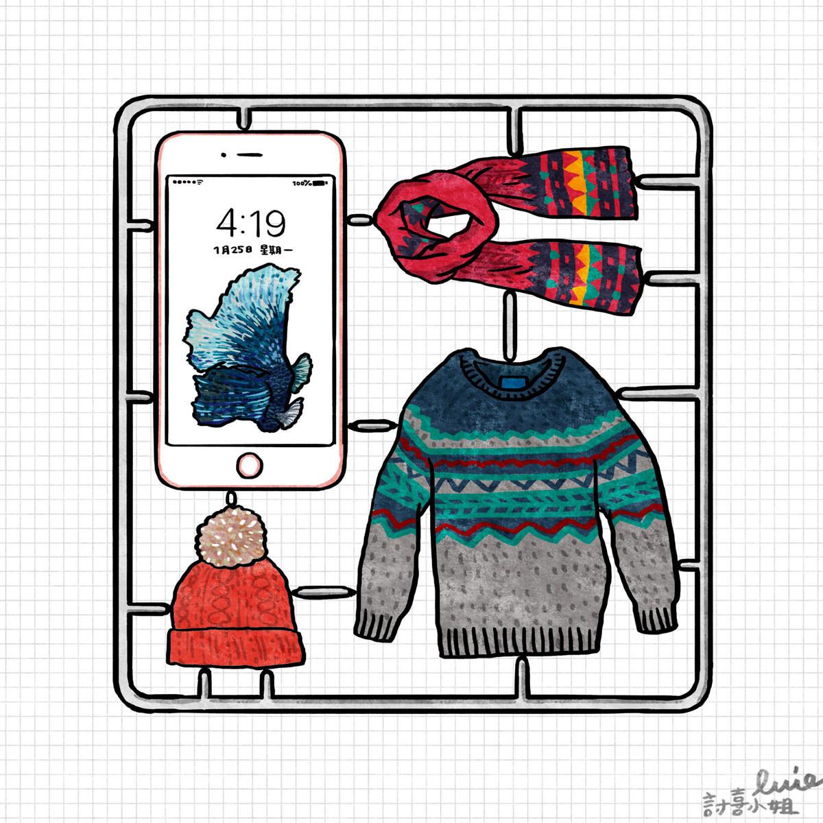 是今日新聞淺談:iPhone 比你更怕冷...,天氣太冷手機會自動關機這篇文章的首圖