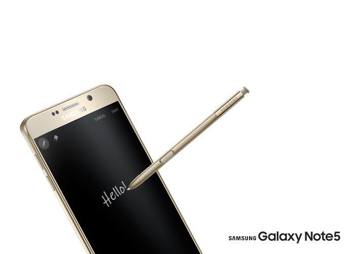 是Samsung Note 5 來了!S Pen 一樣令人驚艷這篇文章的首圖
