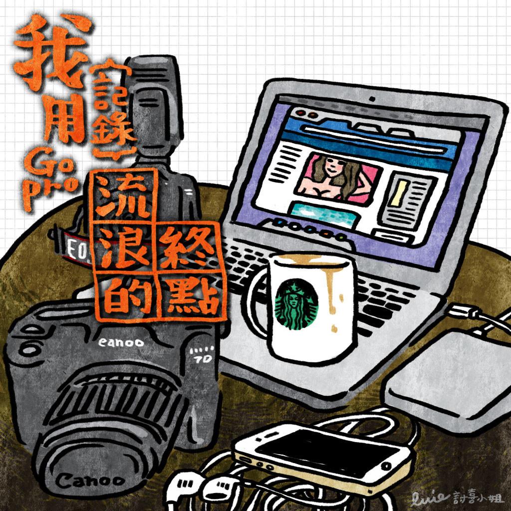 是今日新聞淺談:Apple 獲得運動相機專利,文青三套件即將變成四套件這篇文章的首圖