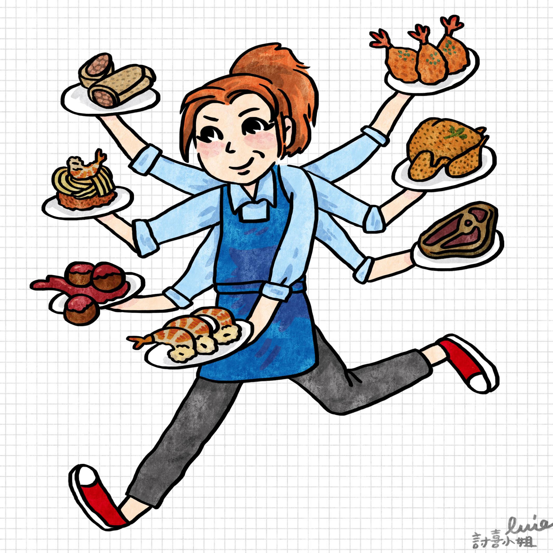 是今日新聞淺談:Cooking Dash 美女餐廳 APP 手機遊戲全關卡破關五星心得這篇文章的首圖