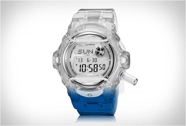 是隨時隨地想吹就吹的 G-SHOCK 測酒精指數手錶這篇文章的首圖