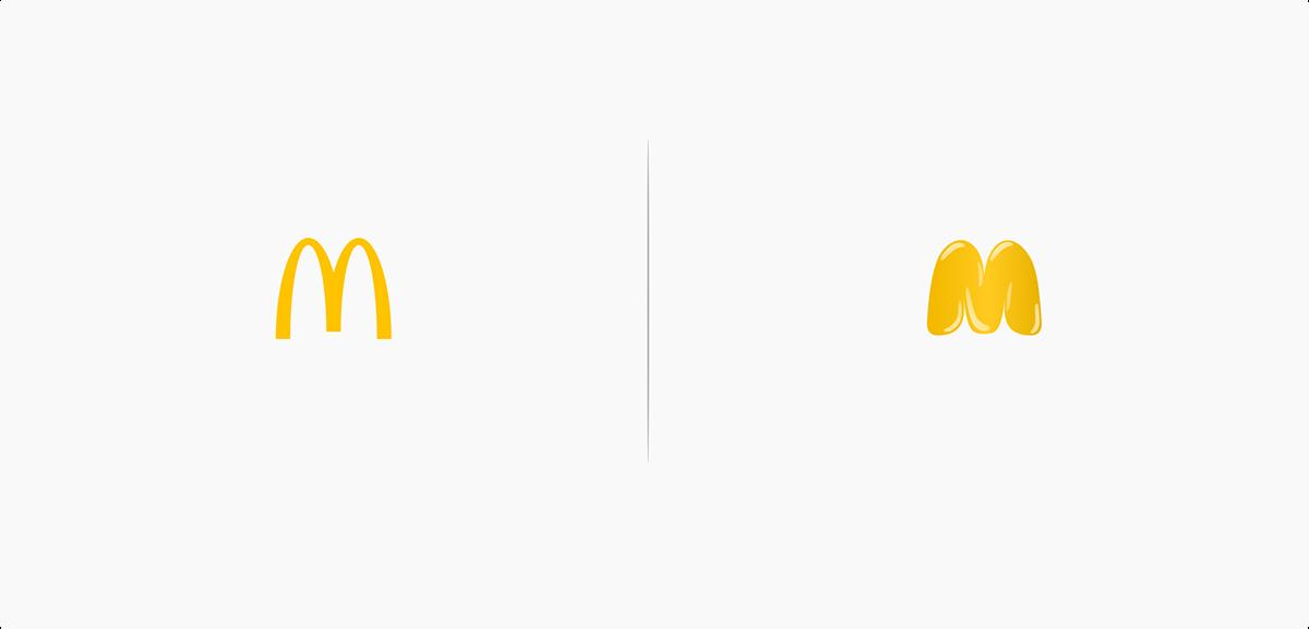 是如果 Logo 接受自家的產品會變得如何?這篇文章的首圖