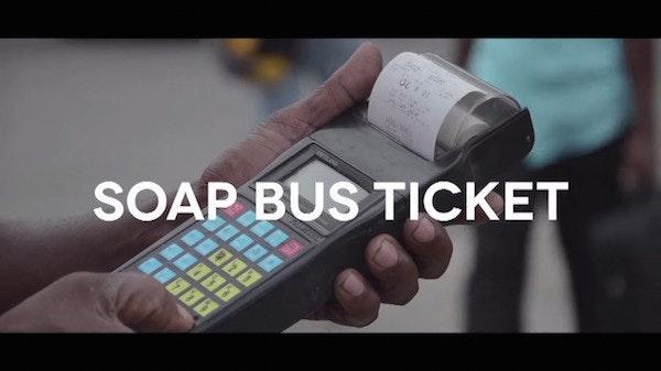 是公車車票變身紙肥皂,解決斯里蘭卡衛生問題這篇文章的首圖