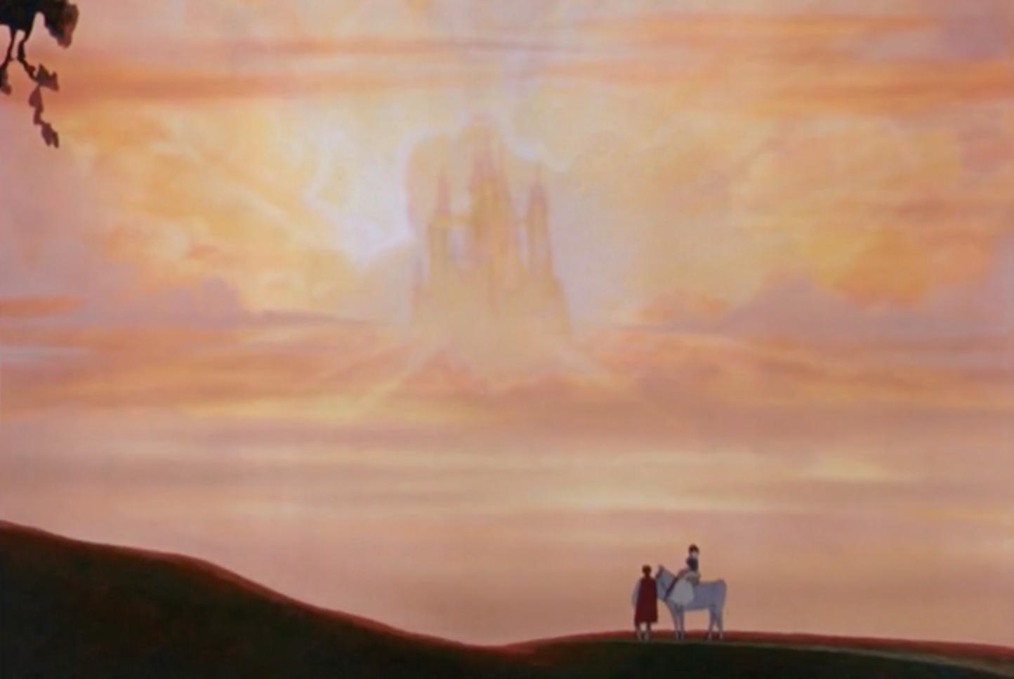 是迪士尼卡通影史上,最美的鏡頭這篇文章的首圖