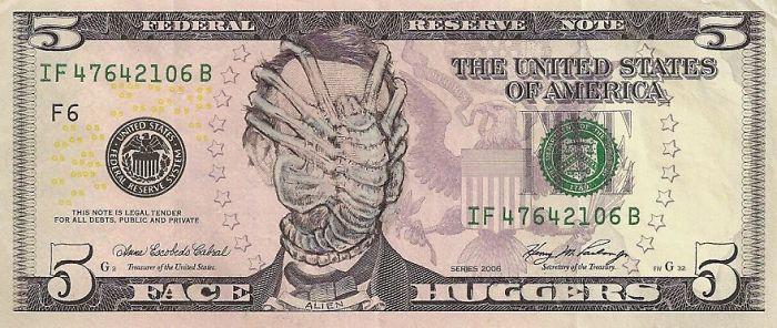 是利用高超畫工幫林肯 Cosplay,不知道有沒有毀損國幣的疑慮這篇文章的首圖