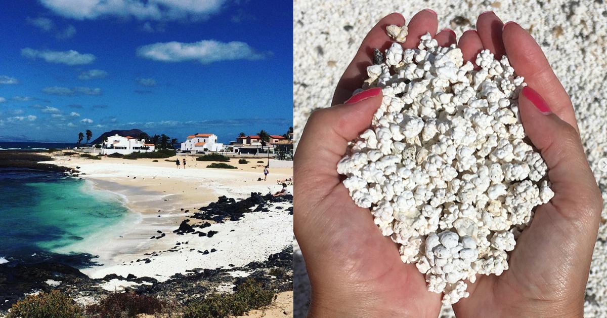 Popcorn Beach, Corralejo, Shore, Beach, Popcorn, Hotel, , Sand, Coast, Room, Beach, Hand, Vacation, Sand, Rock