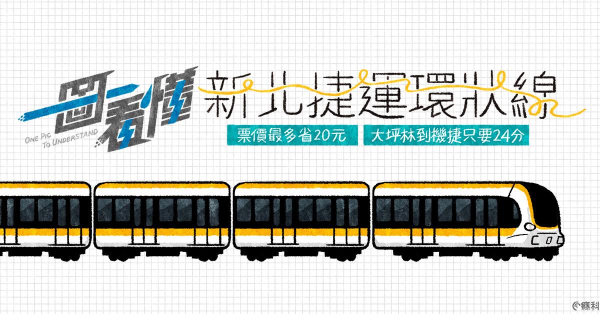 照片中提到了圖懂新九捷運環从線、T四11 4白、ONE PIC,包含了牌、產品設計、設計、字形、線