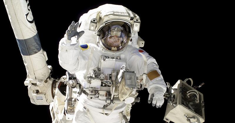 太空人也能參加美國總統選舉投票 加密選票來自300公里以上的太空