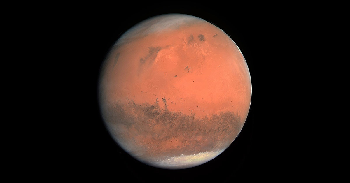 照片中包含了火星、地球、火星、行星、瑪文