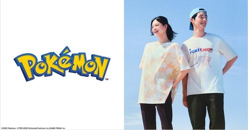 寶可夢聯名T第二彈 GU推33款590元以內平價服飾 還有伊布手機袋跟皮卡丘化妝包