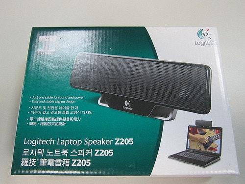 是羅技Z205筆電音箱測試小心得這篇文章的首圖