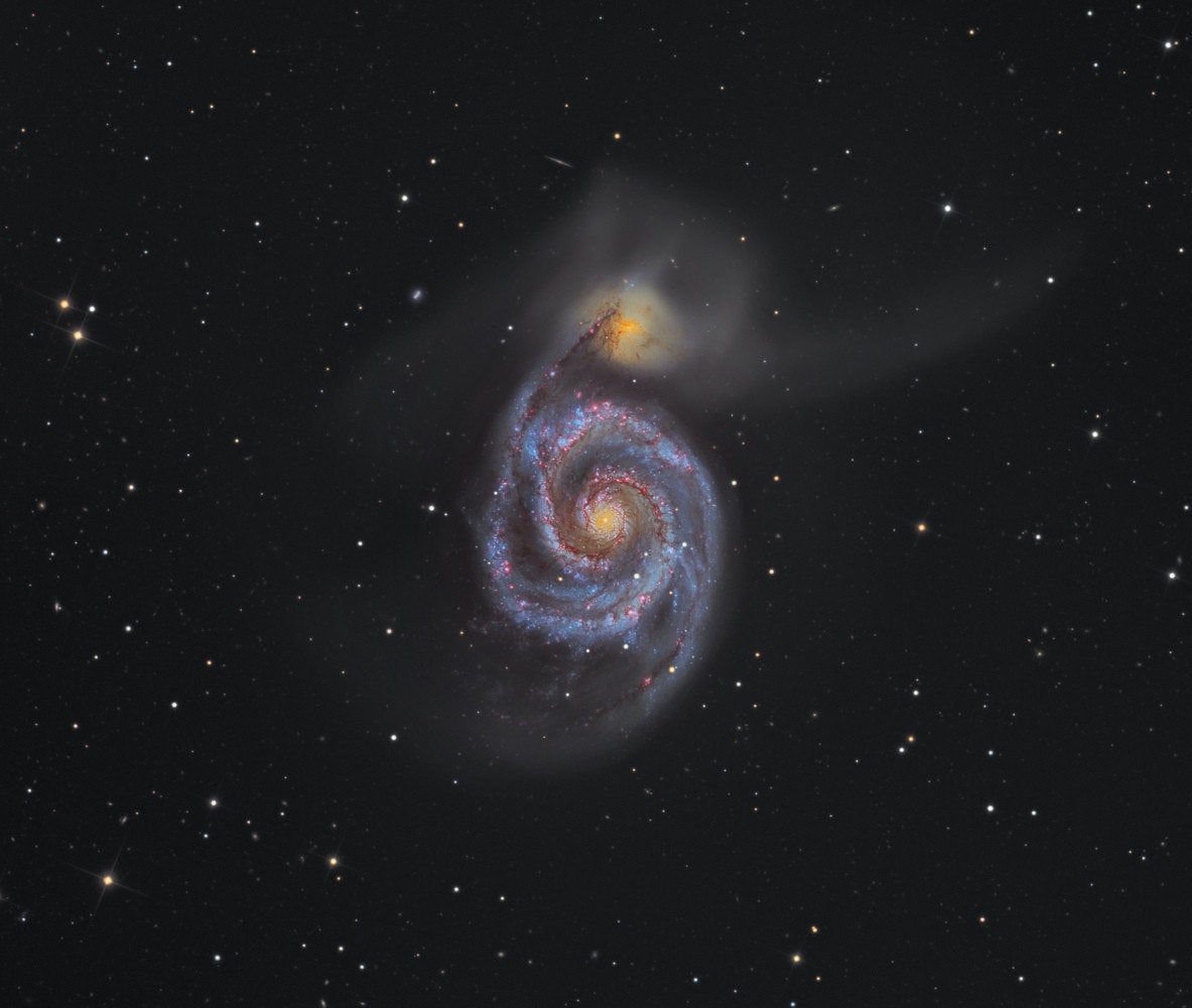 是《2012英國皇家格林威治天文臺天文攝影大賽》:帶你走入星星世界這篇文章的首圖