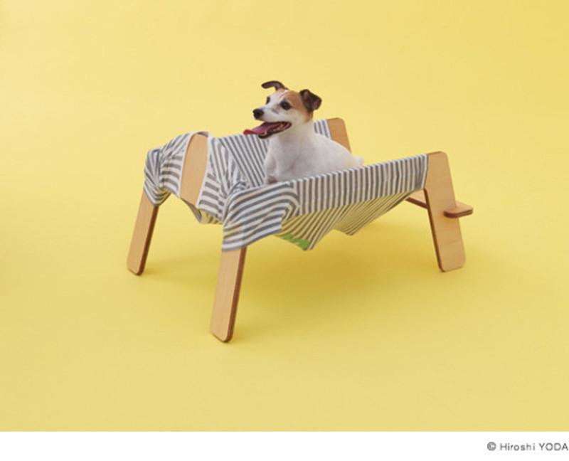 是Wanmock 讓舊衣物變身為愛犬的舒適窩!這篇文章的首圖