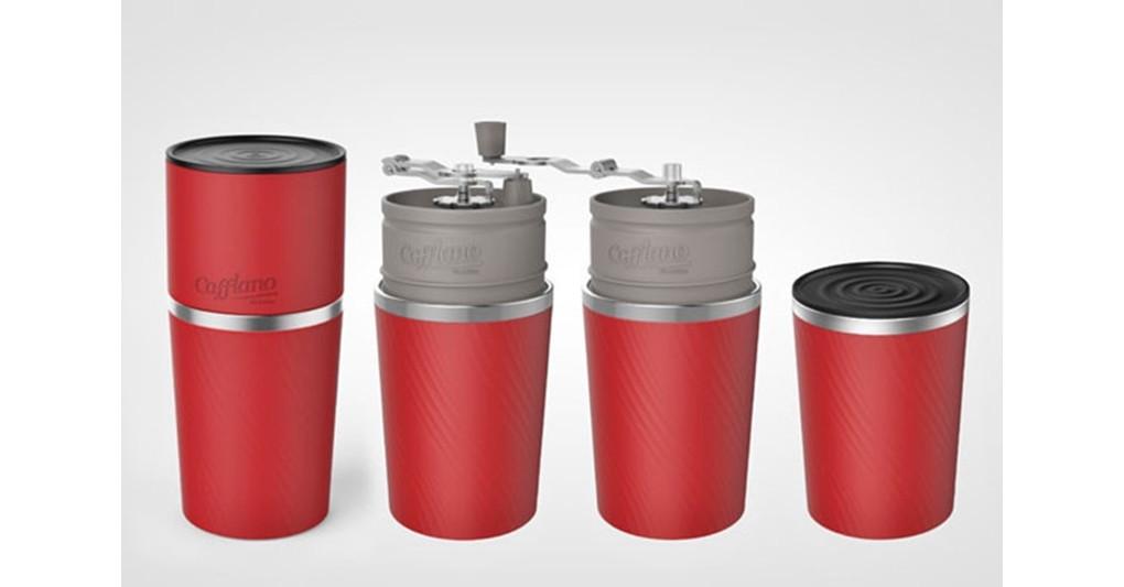 是隨身帶著咖啡機自己磨豆自己沖?!Cafflano 滿足你的咖啡癮!這篇文章的首圖