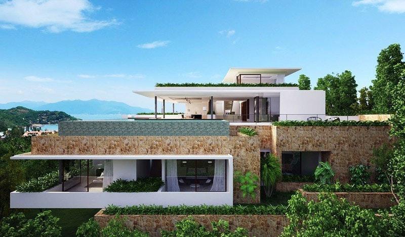 是來去蘇美島避寒囉 ~ Samujana Villa 讓你體驗「無邊際美景」這篇文章的首圖