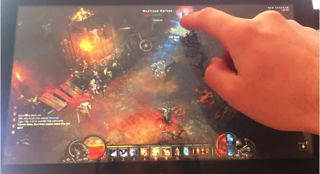 是Computex 2012:真的有機會用 Windows 8平板玩《暗黑破壞神三》這篇文章的首圖
