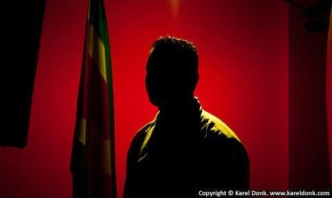 , December murders, Portraits of Presidents of the United States, Photographer, Jodensavanne, , President, , President of Suriname, Photograph, Suriname, red, light, darkness, stage, event, performance art, audio, performance, scene