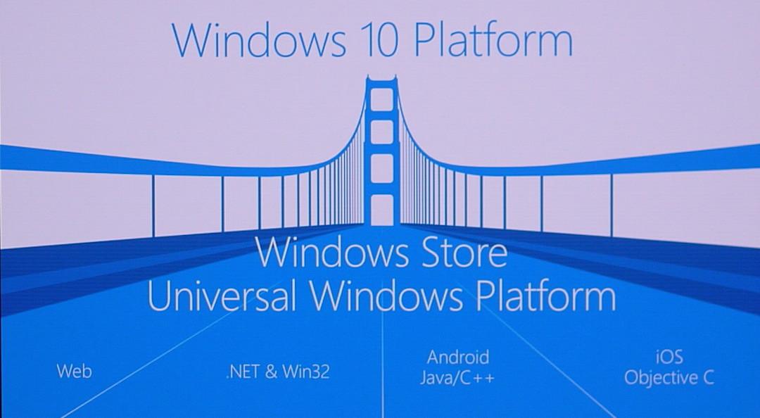 是Computex 2015:Windows 10 真正走上一條開放包容的康莊大道了!這篇文章的首圖