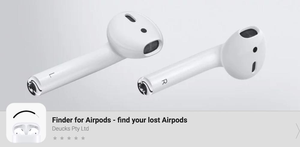 是悟空有龍珠雷達 你也得配個 Finder for Airpods App這篇文章的首圖