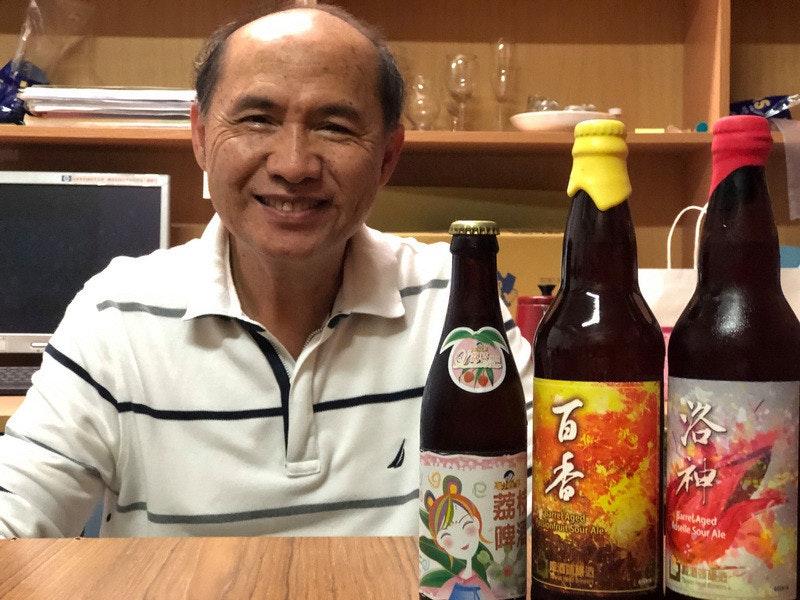 第一次可以在上課時明目張膽地喝酒 大同大學開設釀酒課