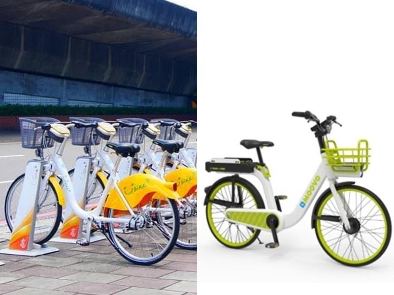 照片中提到了OAOOWD,跟勞勞勞有關,包含了公路自行車、台北、新北市、Youbike、朝陽工業大學