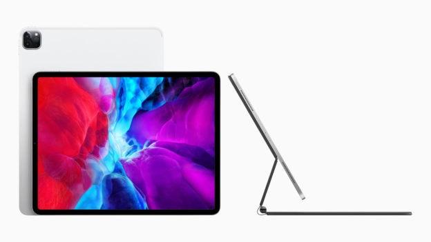 照片中包含了iPad Pro、iPad Pro(12.9英寸)(第二代)、iPad 3、MacBook Air、蘋果MacBook Pro