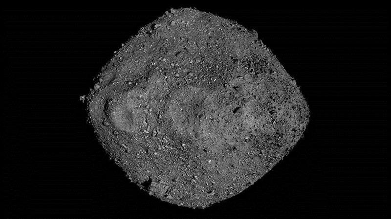 小行星貝努將在2135年經過地球 撞擊可能性低