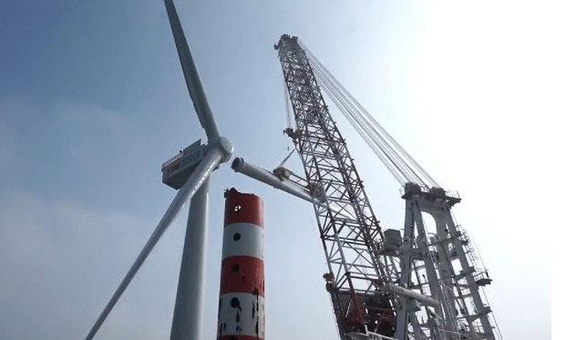 照片中包含了能源、海上風電、能源、核電、能源政策