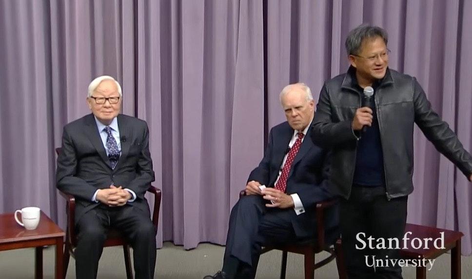 照片中提到了Stanford、University,跟斯坦福大學教育學院有關,包含了斯坦福大學、通訊、斯坦福大學、言語、公共關係