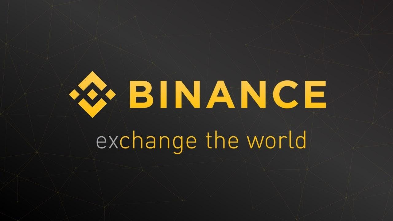 照片中提到了BINANCE、exchange the world,包含了皮克斯、幣安、加密貨幣、比特幣、變更局