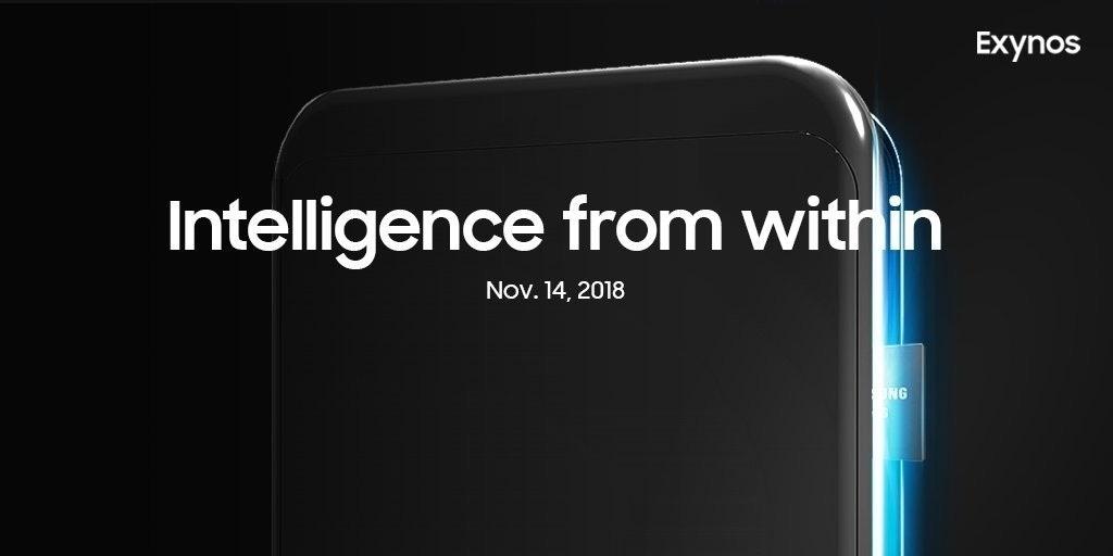 是三星預計在11/14揭曉新款Exynos處理器 預期用於明年推出的Galaxy S10這篇文章的首圖