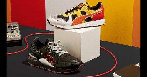 Roland × PUMA推出聯名球鞋