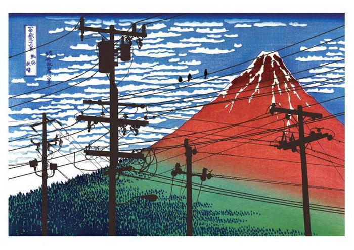 是日本官方民間共同推動無天線運動這篇文章的首圖