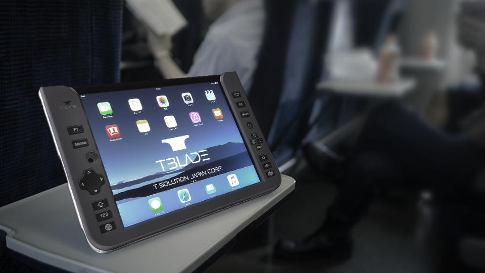 是iPad專用鍵盤T-BLADE這篇文章的首圖