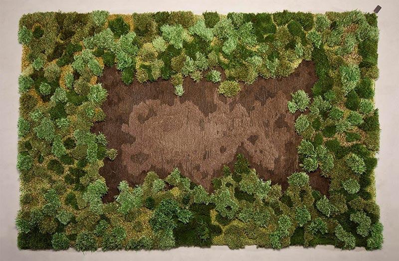 是仿彿踩在茂密苔蘚上的羊毛地毯這篇文章的首圖