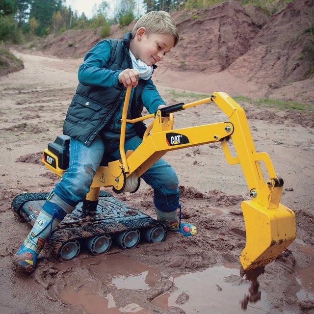 是強大的挖土機玩具,能夠真正應用於挖掘中這篇文章的首圖