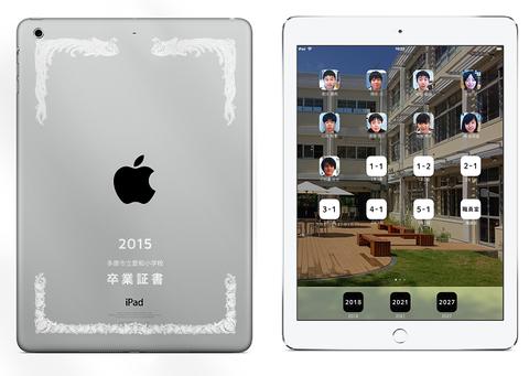 是iPad新用法:畢業証書+時空膠囊這篇文章的首圖